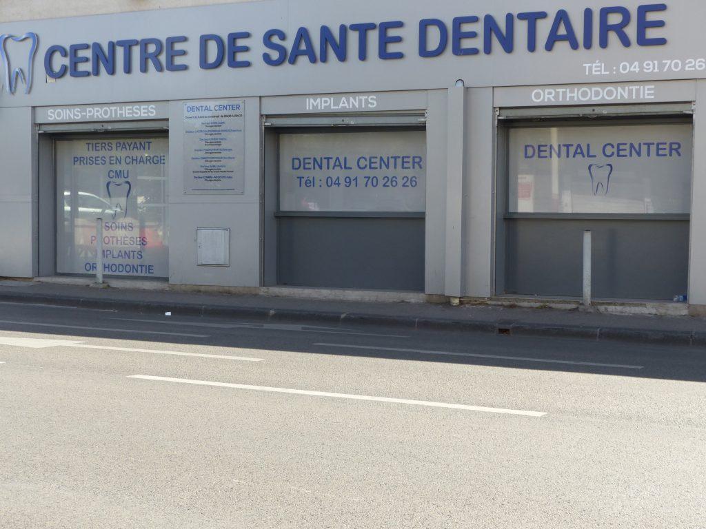 Dental center Marseille