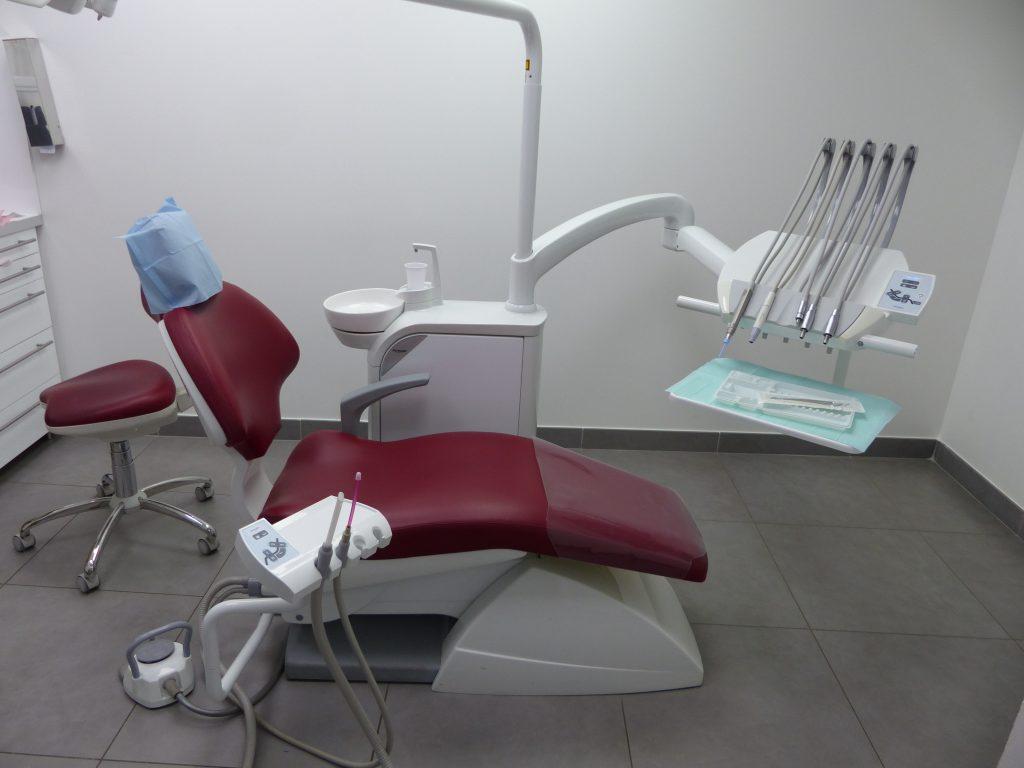 salle de soin dentaire Marseille